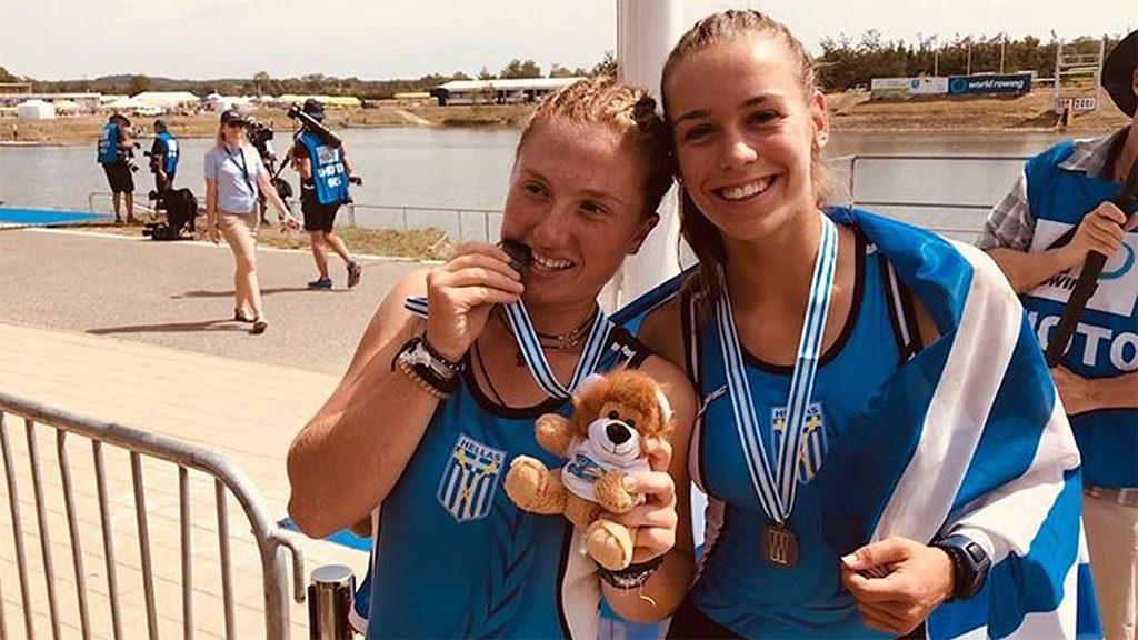 Μεγάλο ενδιαφέρον από ΗΠΑ για την κωπηλάτρια Έλενα Αγιώτη - Blog - AZ Sport Scholarships - From A to Z How To Sport And Study In The USA