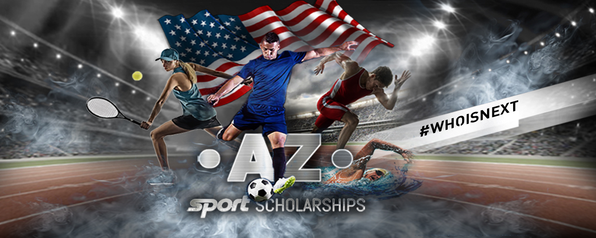 Επικοινωνία - AZ Sport Scholarships - From A to Z How To Sport And Study In The USA